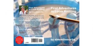 cover for First Adventures in Loom Knitting