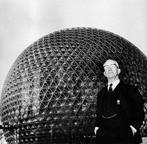 image of Buckminster Fuller