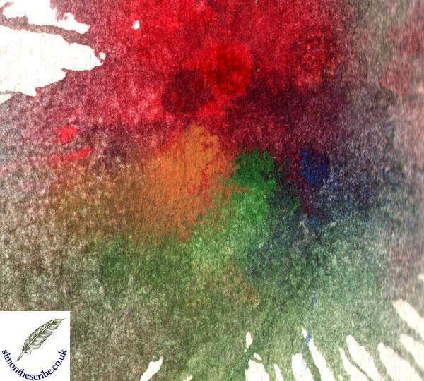image of inky nebula