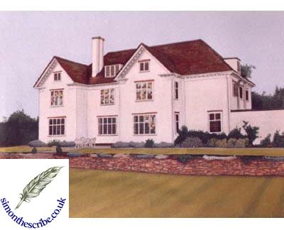 image of house portrait 3