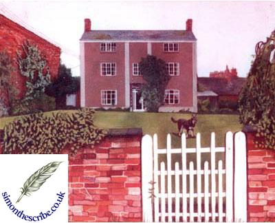 image of house portrait 4