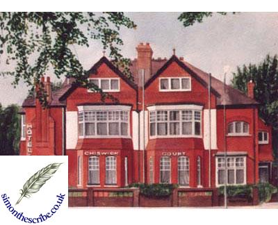 image of house portrait 6