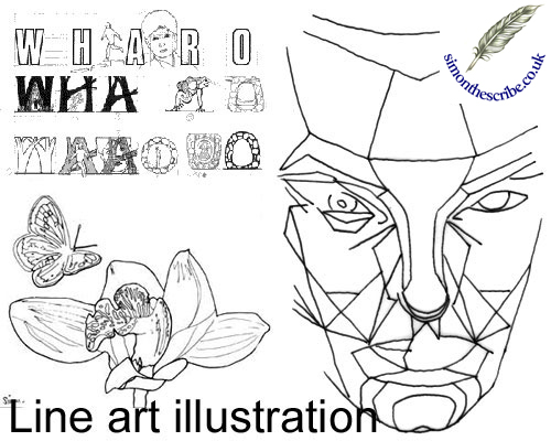 image of lineart 1